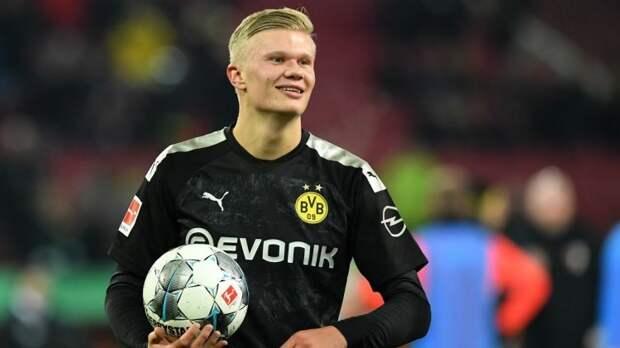 «Бавария» включится в борьбу за Холанда по просьбе Нагельсманна