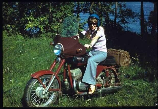 20 век в цвете. 1970 год: наша страна полвека назад (27 фото)