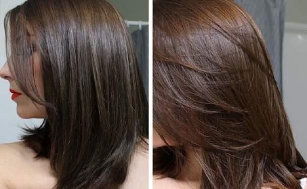 краска для волос из кофе в домашних условиях