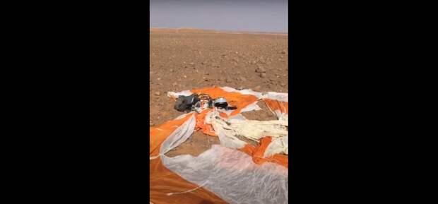 """""""Спасибо пацанам"""": Сбитого в Ливии русского пилота спасли в пустыне"""