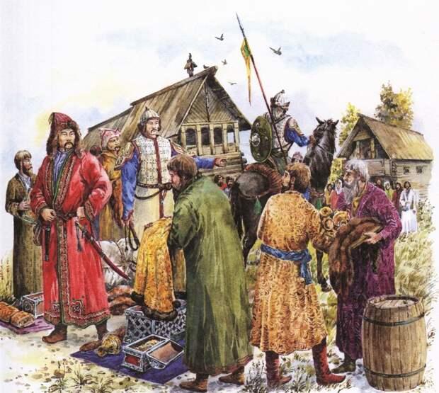 Региональные особенности зависимости русских земель от монголов в XIII в.