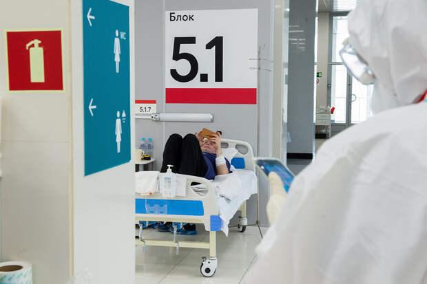 Свыше 9,6 тысячи случаев COVID-19 выявили в России за сутки