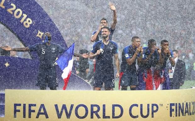 Чемпионат мира будут проводить каждые 2 года? Предложение внесли арабы, Инфантино пообещал его рассмотреть