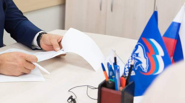 Около 9 тысяч россиян обратились за помощью в первый день декады приемов «Единой России»