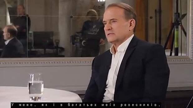 ОПЗЖ назвала провокацией заявление об обмене Медведчука