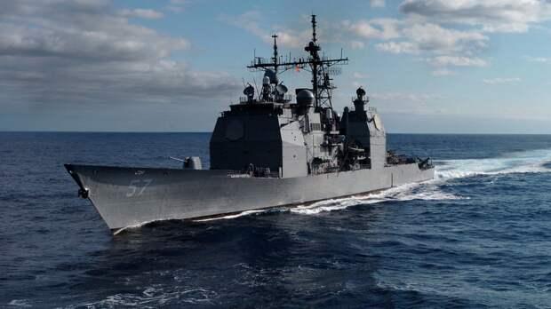Решение Пентагона о списании ракетных кораблей ВМС США испугало американских экспертов