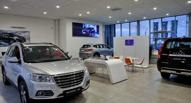 Уровень продаж китайских автомобилей на Кубани вырос на 140%