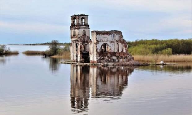 В поисках затонувших городов