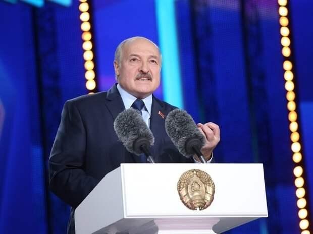 Лукашенко запретили участие в Олимпиадах