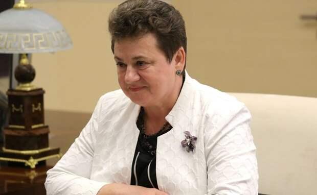 Экс-губернатор Владимирской области утверждена на пост аудитора Счётной палаты