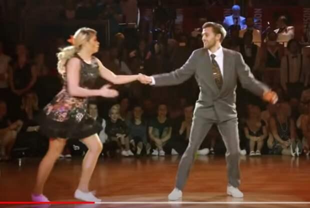 Танцы - шманцы... или: Ты Любовь моя первая