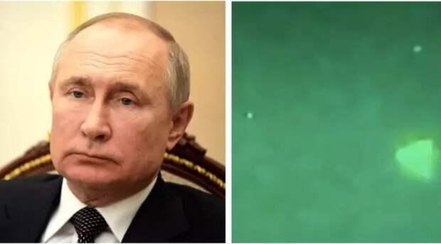 В США обвинили Путина в преследовании военных кораблей с помощью НЛО…
