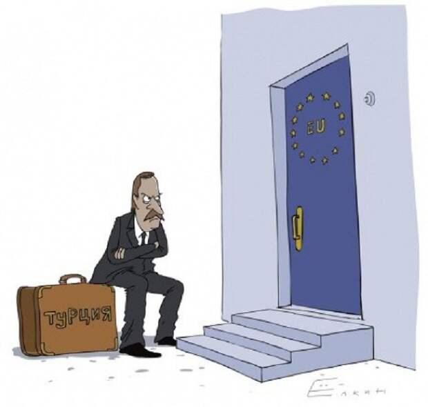 ЕС объявил «войну» Эрдогану