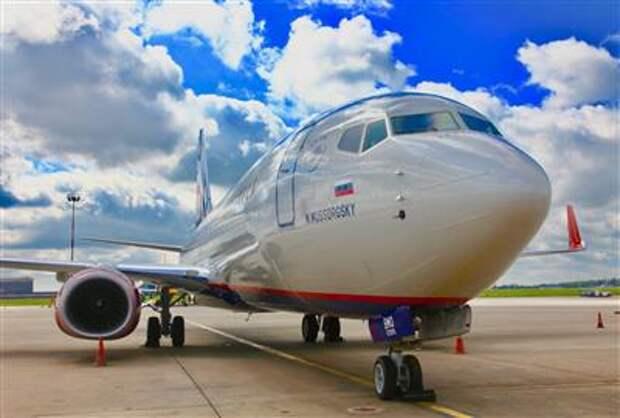 """""""Аэрофлот"""" ждет восстановления международных перевозок до уровня 2019 года не ранее 2024 года"""