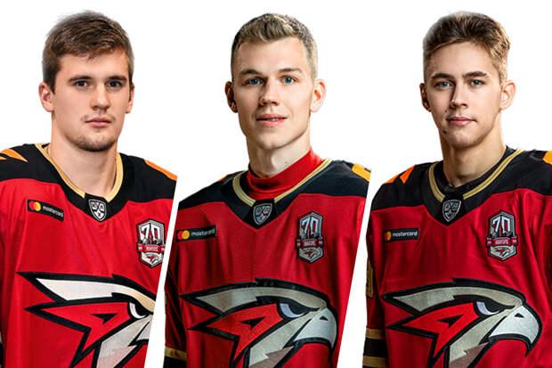 За мечтой или за деньгами: сколько заработают хоккеисты «Авангарда» в НХЛ