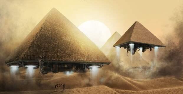 Россия — родина пирамид. Кто на самом деле строил египетские пирамиды? itemprop=