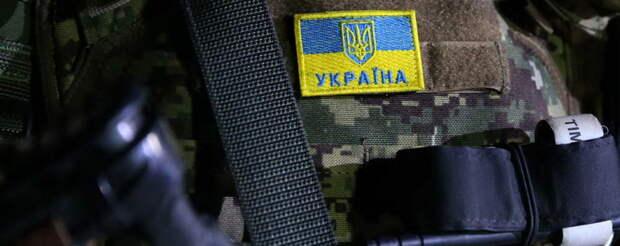 ВСУшники в Донбассе стреляются, чтобы избежать ответственности за дезертирство