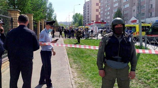 Отец пострадавшего при стрельбе в Казани ученика рассказал подробности трагедии
