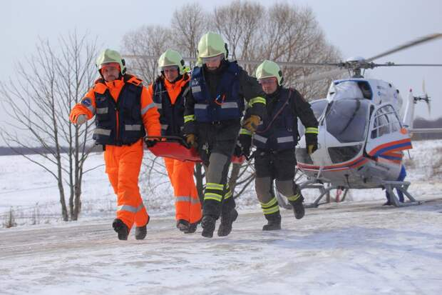Московский авиационный центр отмечает свой день рождения