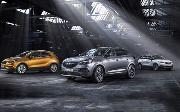Opel ушел, Opel пришел: сравниваем модельные линейки