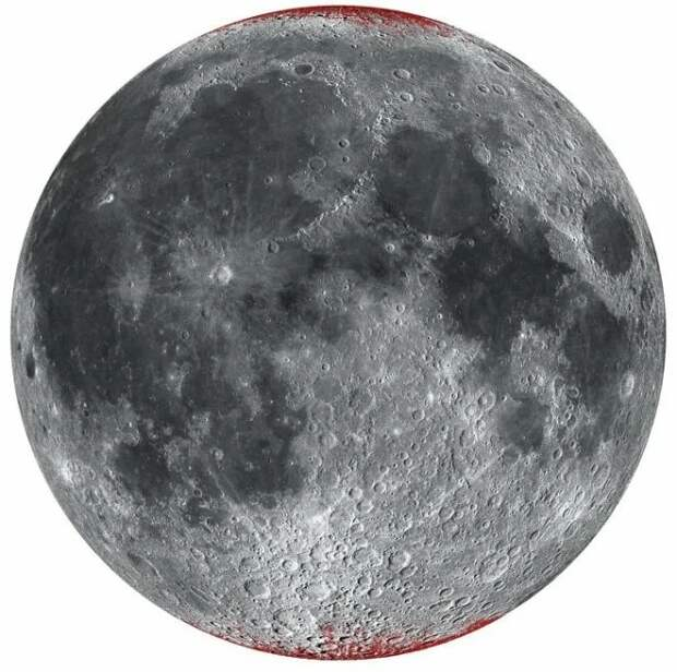 На Луне найден гематит – и это ставит ученых в тупик