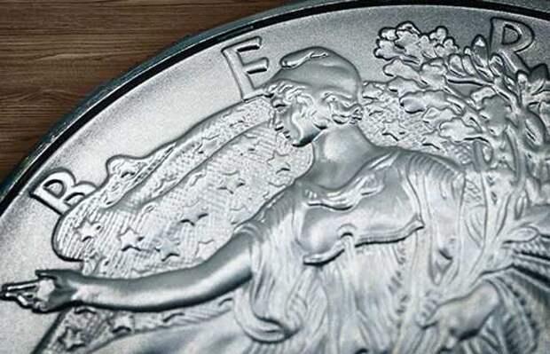 Вырастет к лету цена серебряных Орлов до $50?