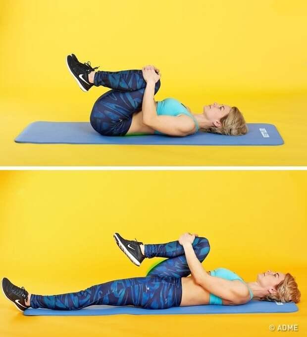 Упражнения для спины, которые создадут ощущение, что вам только что сделали массаж