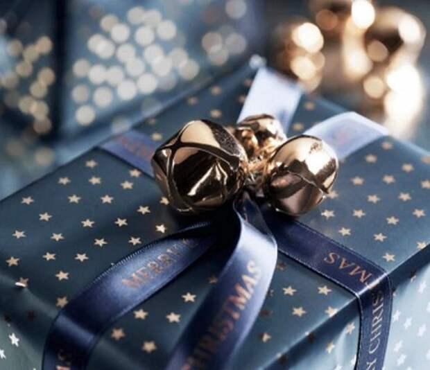Необычные новогодние подарки: идеи упаковки