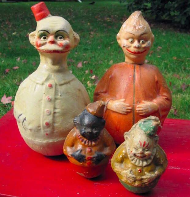 Неваляшки Rolly Dollys дети, игрушки, ностальгия