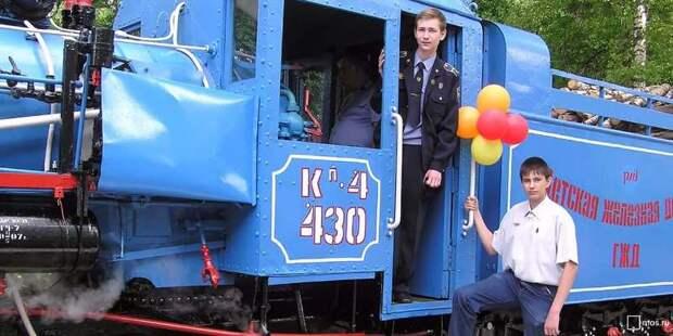 Московская детская железная дорога готовится к старту нового сезона