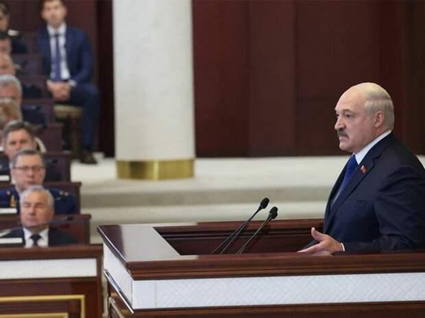 «Выступление Лукашенко можно сравнить с речью в Сталина в 1941 году»