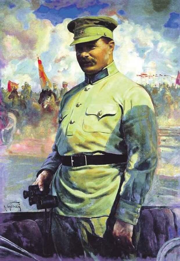 Тайны командарма Михаила Фрунзе