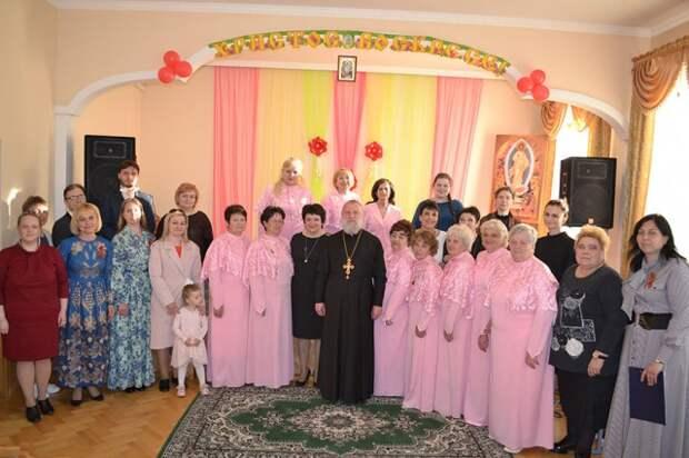 Литературно-музыкальный вечер состоялся в Доме православной культуры Георгиевского храма.