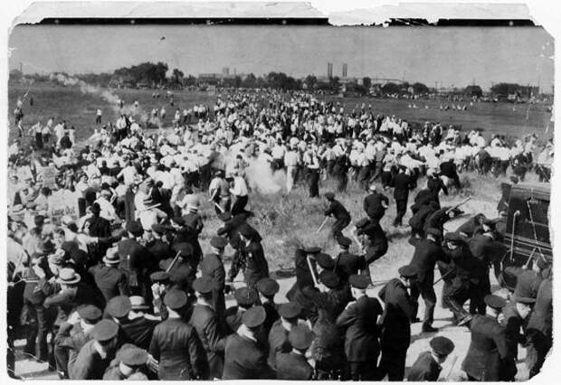 Ровно 80 лет назад 30 мая 1937 года вошел в историю как бойня на День Поминовения