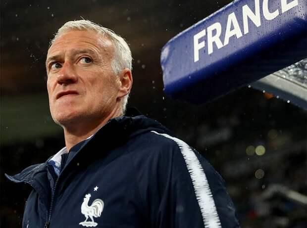 Дешам — о включении Бензема в заявку сборной Франции: «Мы встретились и долго говорили»