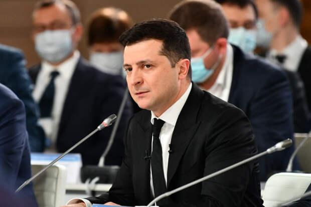 Зеленский заявил о вырванном у Украины сердце из-за Крыма