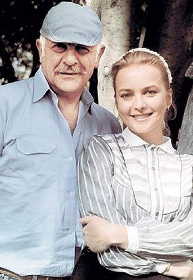 Наталья Вавилова и Самвел Гаспаров. / Фото: www.ladysterritory.ru