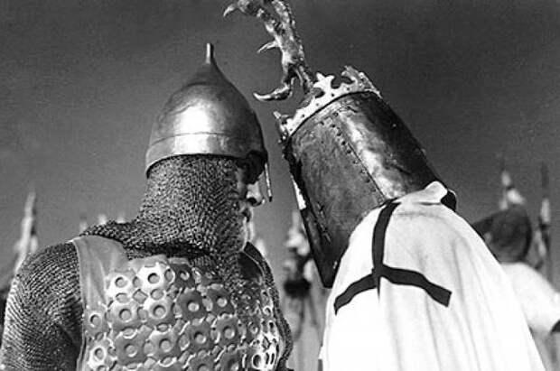 Почему тевтонские рыцари стали союзниками русских в войне против поляков