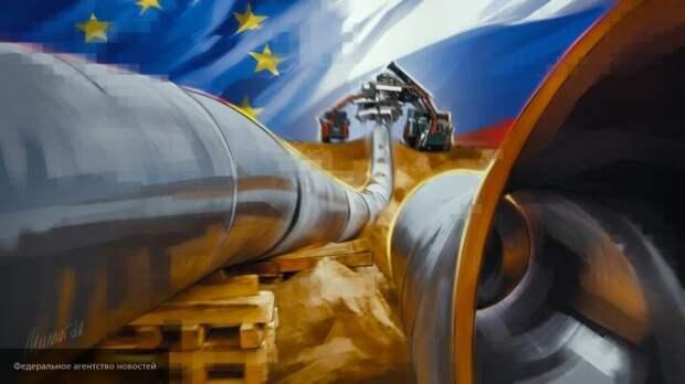 Оленченко объяснил, почему ЕС выступает против новых санкций США против «Севпотока-2»