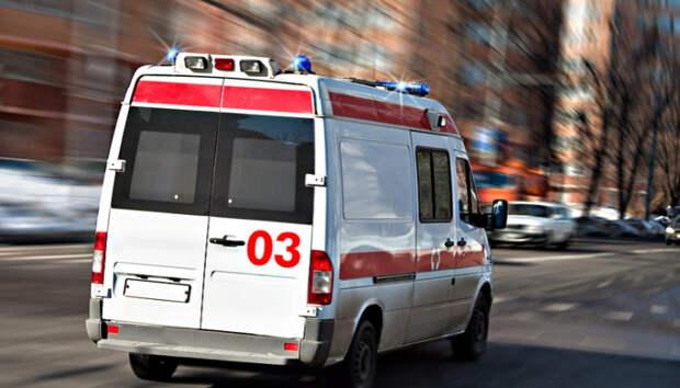 87-летняя женщина выпала из окна в Петрозаводске