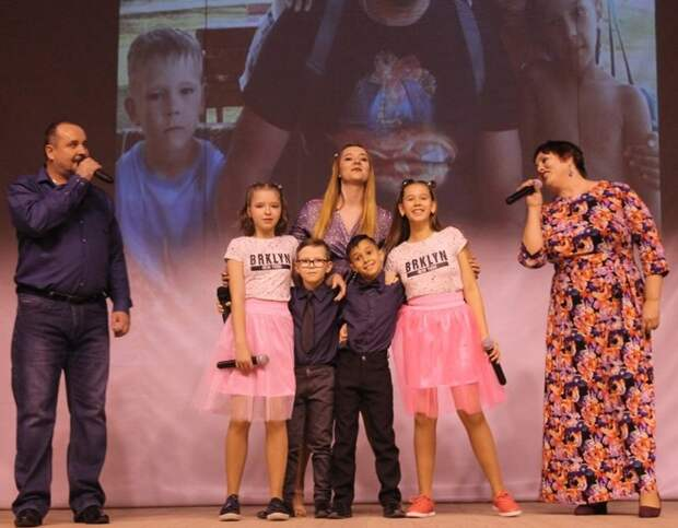 Многодетная семья из Селтинского района Удмуртии поборется за звание «Успешной семьи Приволжья»