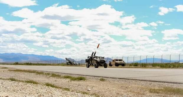 Беспилотники с колес. В США отрабатывают запуск БЛА с автомобилей