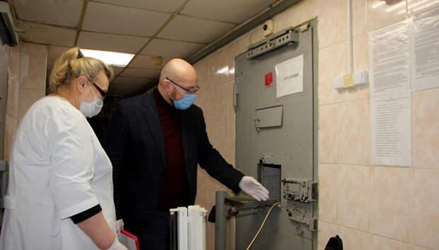 В работе изолятора временного содержания Подольска не выявили нарушений
