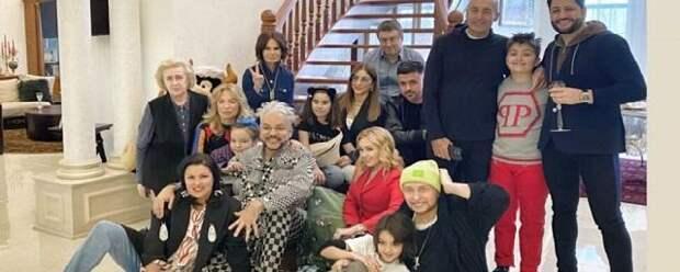 Киркоров устроил шикарную вечеринку в честь дня рождения дочки