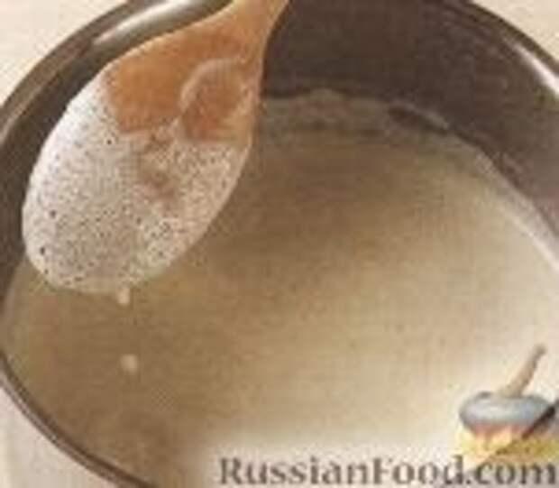 Фото приготовления рецепта: Домашнее мороженое - шаг №2