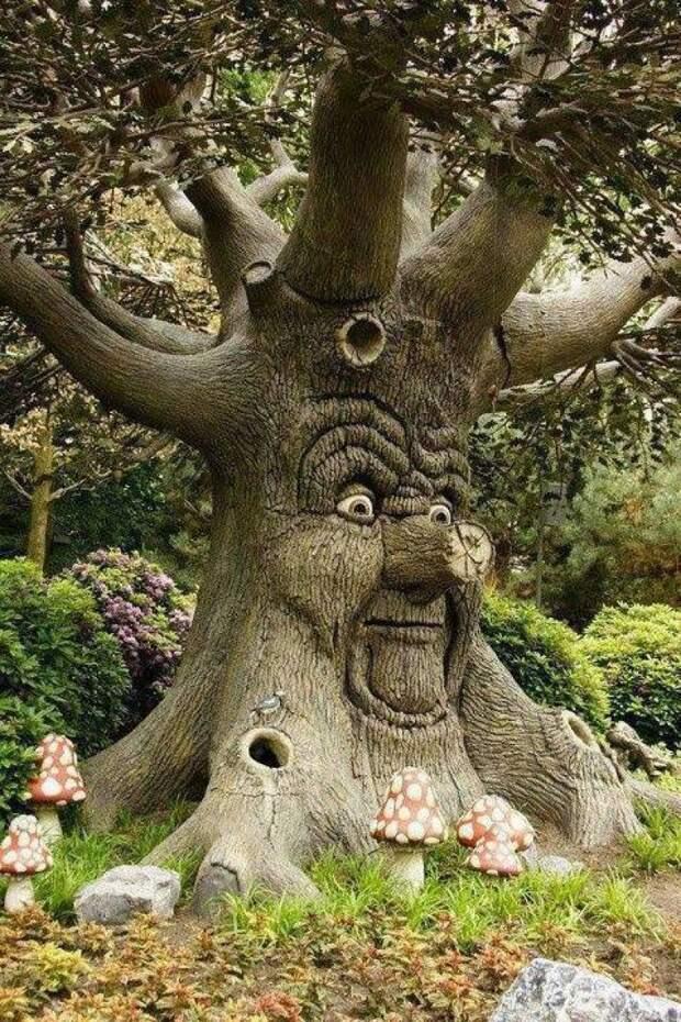 20 лучших скульптур из дерева – невероятное волшебство!