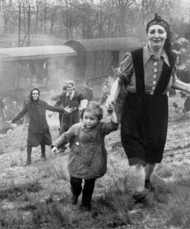 Освобождённые евреи