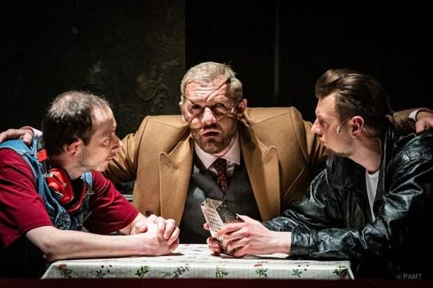 РАМТ представит премьеру спектакля «Сны моего отца» по произведениям Романа Михайлова