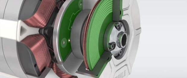Компания Mahle создала электродвигатель без магнитов с эффективностью 95%