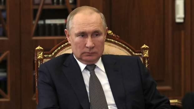 Путин: Россия продолжит способствовать достижению договоренности по Приднестровью